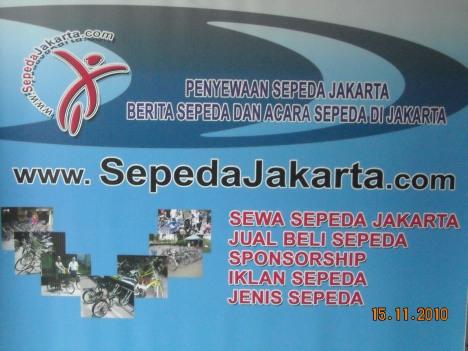 Sewa Sepeda Jakarta